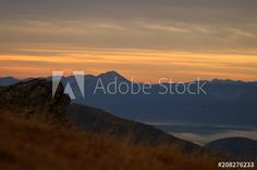 Berg, Neon Signs, Mountains, Nature, Travel, Pictures, Morning Light, Naturaleza, Viajes