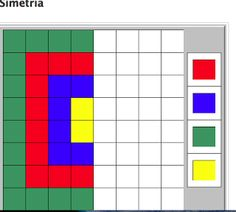 First steps in Primary: Math Resources for the …- Primeros pasos en Primaria: … Symmetry Activities, Adhd Activities, Fun Activities For Kids, Infant Activities, Math Resources, I Love School, Teachers Corner, Primary Maths, Montessori Activities