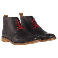 J Shoes: Olympias Bootie Black