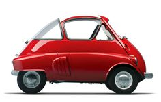 When the Iso Isetta was presented at Turin's 1953 Auto Show (Salone dell'automobile), it caused a great commotion. The egg-shaped object, lo...