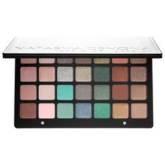 Shop Natasha Denona's Eyeshadow Palette 28 at Sephora. It features 28 shades in ultra-pigmented eye shades that are easily blendable and last.