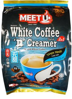 WHITE COFFEE 2 IN 1 280101M111