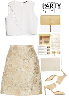 """""""Mr Goldfinger"""" by mplusk ❤ liked on Polyvore"""