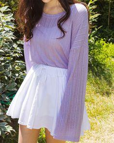 See Through Summer Knit