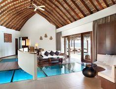 Ocean Haven Suite @ W Maldives Retreat