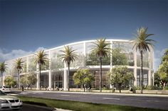 Whole Foods has tapped Oppenheim Architecture for a new outpost in Miami Beach