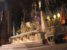 Basílica Ntra. Señora de Luján, Luján, prov. de BsAs, Argentina