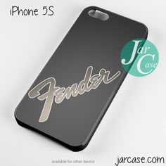 fender logo Phone case for iPhone 4/4s/5/5c/5s/6/6 plus