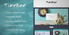 Download and review of Timeline - A Timeline WordPress Blog Theme, one of the best Themeforest Magazine & Blogs themes {Download & review at|Review and download at} {|-> }http://best-wordpress-theme.net/timeline-a-timeline-download-review/