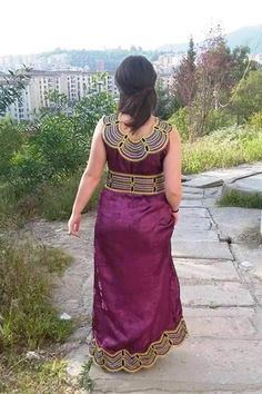 Robe kabyle Most Beautiful Dresses, Wedding Veil, Indian Designer Wear, Traditional Outfits, Bridal Dresses, Two Piece Skirt Set, Style Inspiration, Couture, Womens Fashion