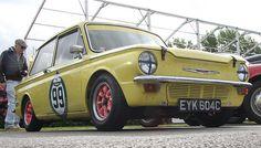 "Hillman Imp . great little car ""born"" to late"