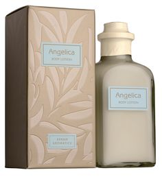 Arran Aromatics 300ml Angelica body lotion Arran Aromatics 300ml Angelica body lotion. This light lotion rich with vitamin E helps moisturise and smooth the skin. http://www.comparestoreprices.co.uk/health-and-beauty/arran-aromatics-300ml-angelica-body-lotion.asp