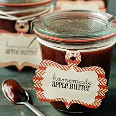 Slow Cooker Apple Butter — Punchfork