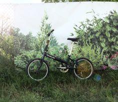 Folding Bicycle, Logo Branding, Logos, Photo Black, Prague, Old Town, Backpack, Behance, Gallery