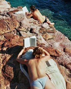 All we ever wanna be doing... reading books laying at the beach and hangin' with besties!  #happysaturday #sisterhood #beachbum #suntan #sugarclothusa