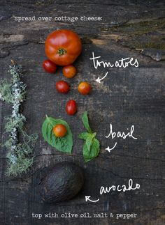 Summer Tomato Salad: The Forest Feast
