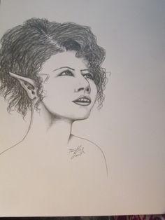 fairy...pencil
