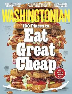 For the past six months, our food team has subsisted on a steady diet of kebabs, banh mi, Peruvian chicken, and other delicious meals-on-a-shoestring to find the 100 best cheap eats restaurants this area has to offer—all places where two...