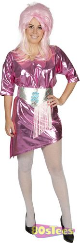 Jem Costume - I'm pretty sure this is what I want to be this year