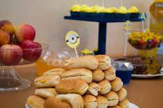 Festa Minions - Aniversário de 4 anos