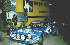 Lancia stratos Darniche Mahe Tdf 1979
