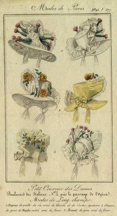 Hats, 1826