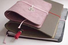 Traveler's Notebook size guide // ¿Cómo son los distintos tamaños de Traveler's Notebook?