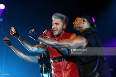 <a gi-track='captionPersonalityLinkClicked' href=/galleries/search?phrase=Adam+Lambert&family=editorial&specificpeople=5706674 ng-click='$event.stopPropagation()'>Adam Lambert</a> performs live on stage at Eventim Apollo on April 14, 2016 in London, England.