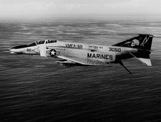 F-4 coming in