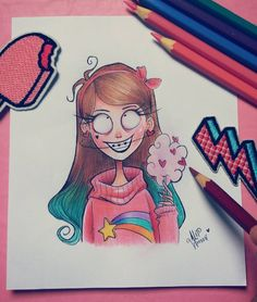 Mabel Pines from Gravity Falls What do you think so? Mabel Pines from Gravity Falls What do you think so?-- Begin Yuzo --><!-- without result -->Related Post Project Nursery – Disney Drawings, Cartoon Drawings, Cartoon Art, Cute Drawings, Tim Burton Drawings Style, Tim Burton Art Style, Arte Tim Burton, Desenhos Tim Burton, Character Art