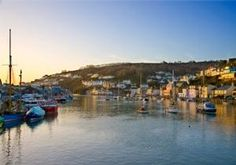 Looe Harbour.