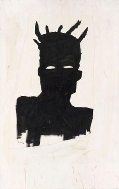 Auto retrato Basquiat 1983