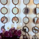 The Ivy Cottage Blog: Knock Off: Z Gallerie Mirror Art