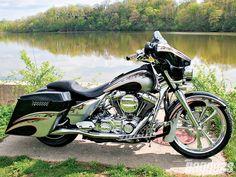 2006 Harley-Davidson Street Glide - Chopped, Raked & Flaked