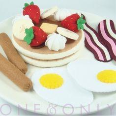 Felt breakfast!