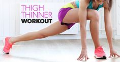 Thigh Thinner Workout - Eat. Fit. Fuel.