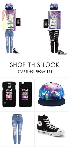 """Bestie outfit(3)"" by hellokitty-780 on Polyvore featuring LG, Converse and Vans"