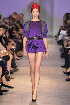 PRADA Spring 2007 Ready-to-Wear turban - mylusciouslife