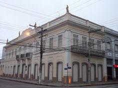 Pelotas, RS - Brasil Sede social do Jockey Club