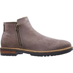 Ben Sherman Brown Leather Chelsea Boots