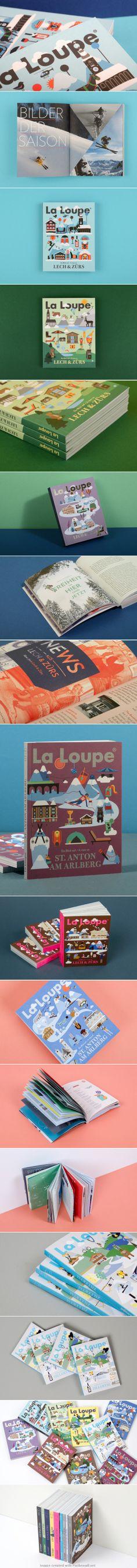 La Loupe Editorial Design