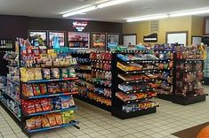 Breakfast Barons and Pit Stoppers? General Mills breaks down c-store segments Supermarket Design, Retail Store Design, Retail Shop, Convinience Store, Gondola Shelving, Deli Shop, Pharmacy Design, Store Layout, Grocery Store