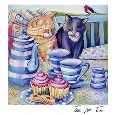 Tea Kitties