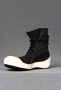 Lost and Found. Washed horse nubuck