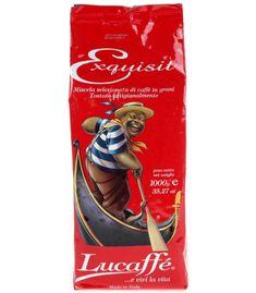 Lucaffé Exquisit zrnková káva 1 kg - PremiumShop. Espresso, Cover, Books, Quill, Espresso Coffee, Livros, Book, Libri