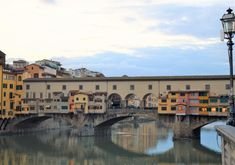 We spent 90 amazing days in Florence. Check out our post. http://ouritalianjourney.com/ponte-vecchio-old-bridge-florence/