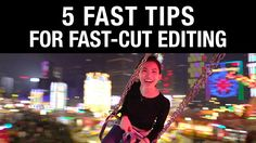 "5 Fast Tips for Fast-Cut Editing by Brandon Li   Brandon Li is one of our favorite filmmakers and everytime he uploads a new video tutorial projectonVimeoor an episode of his cinematic vlog on YouTube we know something great is coming. Today Brandon shares ""5 killer editing tips for making your fast-paced video edits more exciting. Non-technical can be applied to FCP X Premiere or any platform"". A must watch.  The tips are:  Simplify your shots.  Punch in/out of your subject.  Keep the same…"
