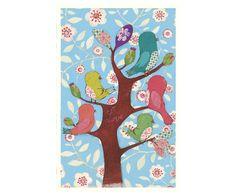Fugle i træ, Enkelt Kort