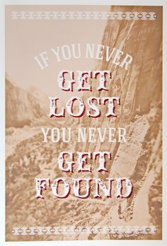 Lost and Found Print