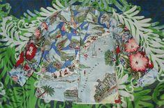 RARE Anthropologie 2002 Souvenir Blouse Top Elevenses 100 Silk 4 6 s $118 | eBay